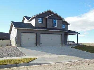 Great Falls, Black Eagle, Belt, Ulm Single Family Home For Sale: 100 39th Avenue North East