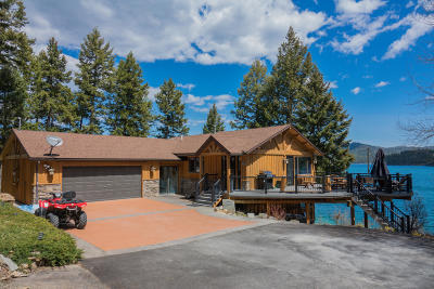 Kalispell Single Family Home For Sale: 3995 Ashley Lake Road
