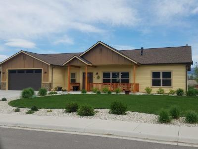 Stevensville Single Family Home For Sale: 3542 Hitching Post Lane