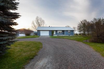 Flathead County Single Family Home Under Contract Taking Back-Up : 425 Snowline Lane