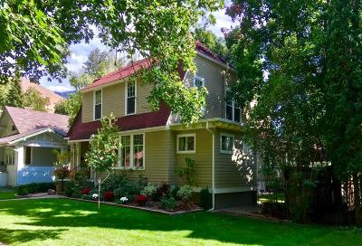 Missoula Single Family Home For Sale: 219 University Avenue