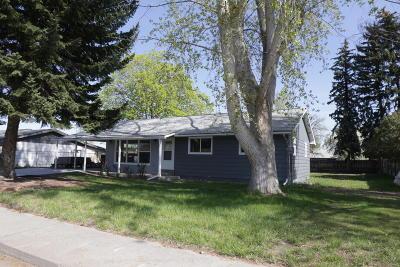 Missoula Single Family Home For Sale: 1940 Dixon Avenue