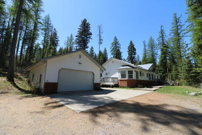 Flathead County Single Family Home For Sale: 658 Spotted Bear Road