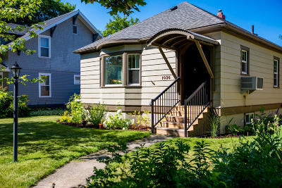 Kalispell Single Family Home Under Contract Taking Back-Up : 1036 1st Avenue East