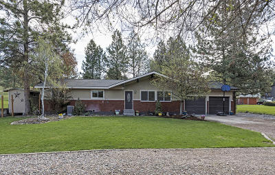 Missoula Single Family Home For Sale: 2742 Ancabide Lane