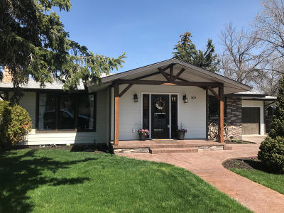Fairfield Single Family Home For Sale: 309 3rd Avenue North