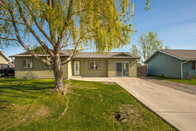 Flathead County Single Family Home For Sale: 1905 Darlington Drive