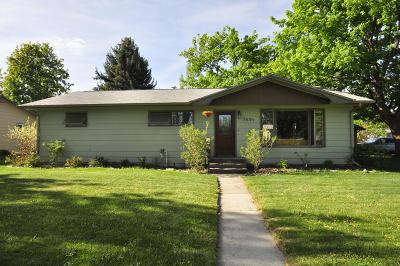 Missoula Single Family Home For Sale: 2635 Arcadia Drive