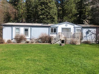 Thompson Falls Single Family Home For Sale: 6107 Highway 200