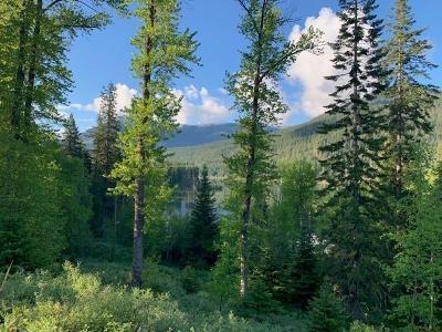 Alberton, Saint Regis, Huson, Heron, Noxon, Paradise, Superior, Thompson Falls, Trout Creek Residential Lots & Land For Sale: Lot 1 Jensen Drive