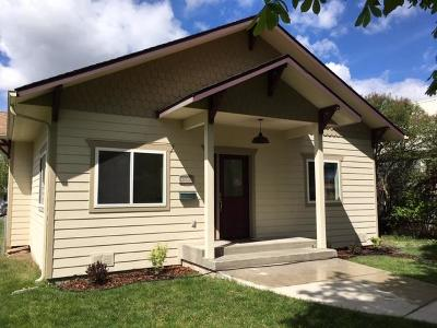 Kalispell Single Family Home For Sale: 1320 6th Avenue East