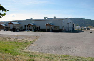 Flathead County Commercial Under Contract Taking Back-Up : 2400 Highway 93 South