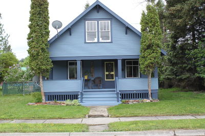 Lincoln County Single Family Home For Sale: 507 East Lincoln Boulevard