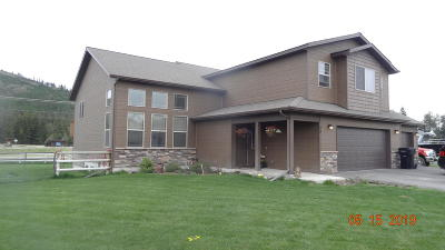 Kalispell Single Family Home For Sale: 20 West Ashley Hills Drive