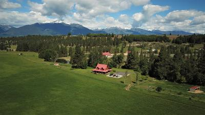 Stevensville MT Single Family Home For Sale: $4,375,000