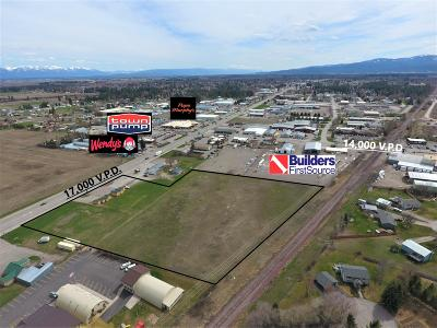 Kalispell Residential Lots & Land For Sale: 2630 U.s. Hwy 2 East
