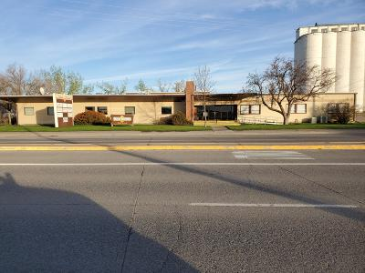 Great Falls, Black Eagle, Belt, Ulm Commercial For Sale: 750 6th Street South West