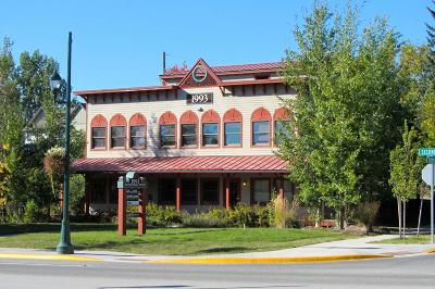 Flathead County Commercial For Sale: 144 East Second Street