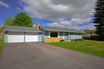 Kalispell Single Family Home For Sale: 6 Big Sky Boulevard