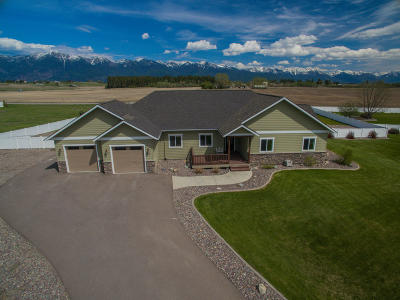 Kalispell Single Family Home For Sale: 279 McWenneger Drive