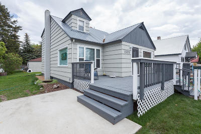 Kalispell Single Family Home For Sale: 1335 5th Avenue East