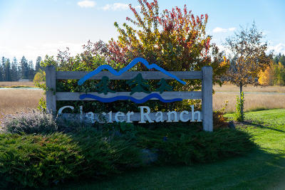 Kalispell Residential Lots & Land Under Contract Taking Back-Up : 81 Glacier Ranch Way