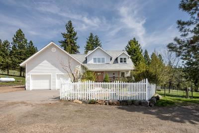 Single Family Home Under Contract Taking Back-Up : 18340 Sorrel Springs Lane
