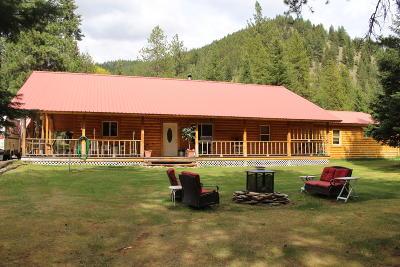 De Borgia Single Family Home For Sale: 307 De Borgia Haugan Frontage Road