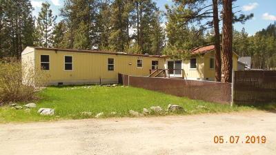 Missoula Single Family Home For Sale: 1305 Thibodeau Lane