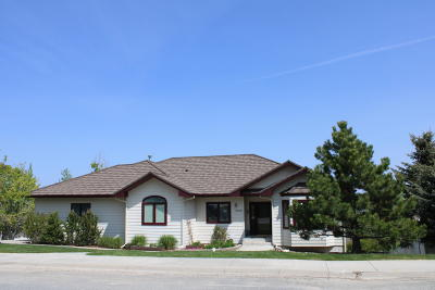 Helena Single Family Home Under Contract with Bump Claus: 1956 University Street