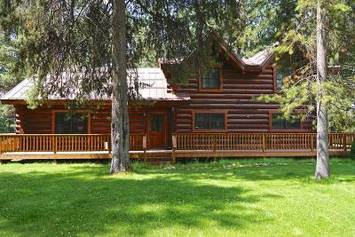 Seeley Lake Single Family Home For Sale: 247 Rainbow Court