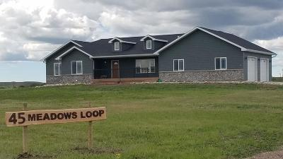 Great Falls  Single Family Home For Sale: 45 Meadows Loop