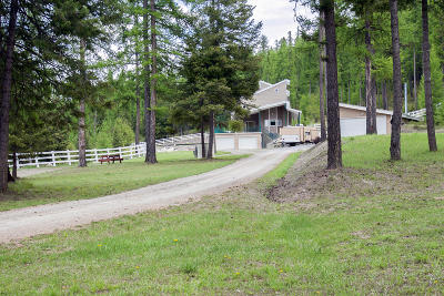 Kalispell Single Family Home For Sale: 415 Wildlife Trail