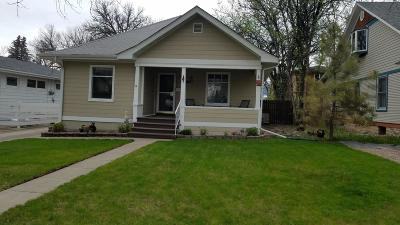 Great Falls  Single Family Home Under Contract Taking Back-Up : 1305 3rd Avenue North