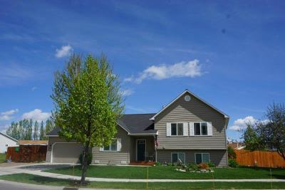Kalispell MT Single Family Home Under Contract Taking Back-Up : $276,000