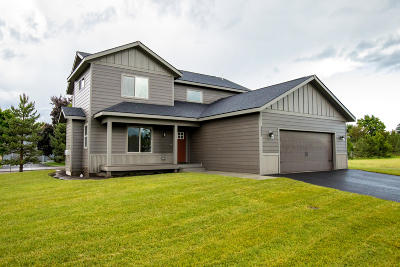Kalispell Single Family Home For Sale: 235 Triple Creek Drive
