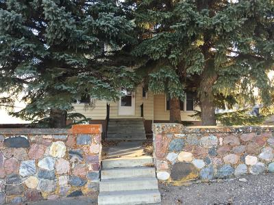 Single Family Home Under Contract Taking Back-Up : 638 1st Street South