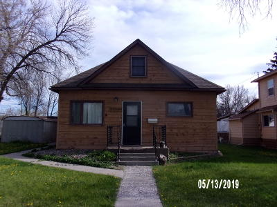 Great Falls  Single Family Home For Sale: 2020 7th Avenue North