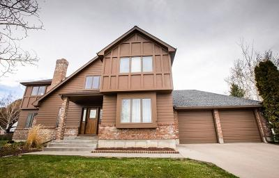 Great Falls  Single Family Home For Sale: 2224 13th Street South West