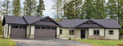 Kalispell Single Family Home For Sale: 288 Whispering Meadows Trail