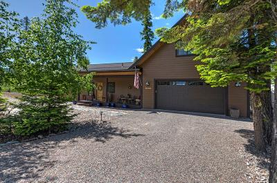 Bigfork Single Family Home For Sale: 13509 Crescent Moon Drive