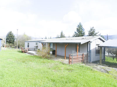 Sanders County Single Family Home Under Contract Taking Back-Up : 410 Grove Street