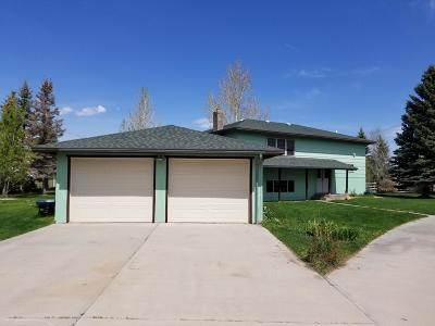 Helena Single Family Home For Sale: 398 Griffin Road