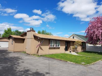 Flathead County Single Family Home For Sale: 424 Judith Road