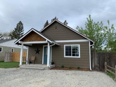 Flathead County Single Family Home For Sale: 1236 4th Avenue West