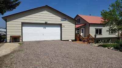 Flathead County Single Family Home For Sale: 209 Caps Road