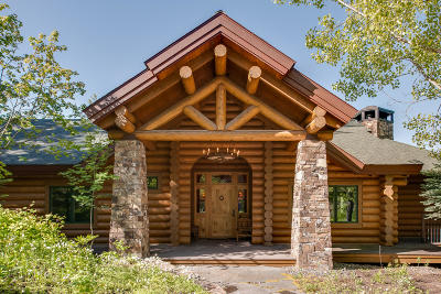 Whitefish Single Family Home For Sale: 108 South Shooting Star Circle