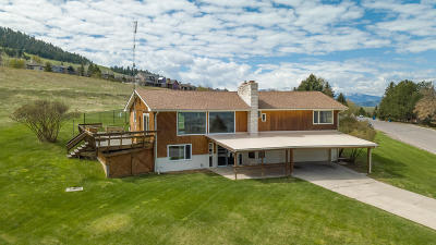 Missoula Single Family Home For Sale: 125 Ben Hogan Drive