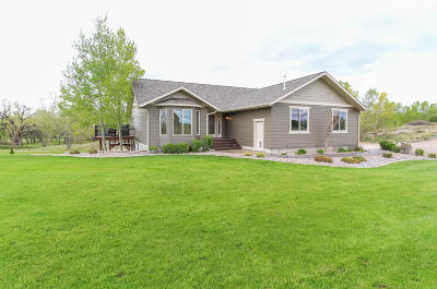 Great Falls, Black Eagle, Belt, Ulm Single Family Home For Sale: 5 Woodland River Drive