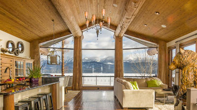 Whitefish Single Family Home For Sale: 1290-1292 Birch Point Drive